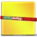 Хлопушка пневматическая (металлизированные лепестки роз) - 60 см. * Супер Салют