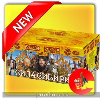 """Сила Сибири (1,2"""" х 150 зарядов) * фейерверк"""