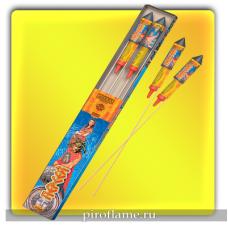 Персей (4 эффекта) * набор ракет