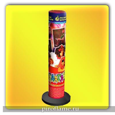 Балаганчик (100 цветных выстрелов) * фейерверк