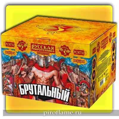 """Брутальный (1,2"""" x 100 зарядов) * фейерверк"""